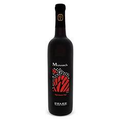 PELEE ISLAND MONARCH RED VQA