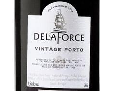 DELAFORCE VINTAGE PORT 2011