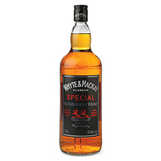 WHYTE & MACKAY SPECIAL BLEND SCOTCH WHISKY