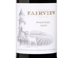 FAIRVIEW PINOTAGE 2015