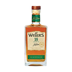 WISER'S 18 YEARS OLD CANADIAN WHISKY
