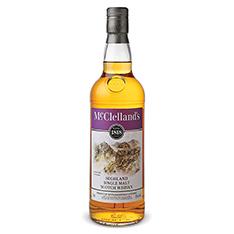 MCCLELLAND'S SINGLE MALT HIGHLAND SCOTCH