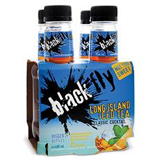 BLACK FLY LONG ISLAND ICED TEA