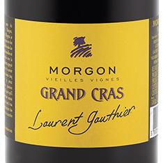 LAURENT GAUTHIER GRAND CRAS VIEILLES VIGNES MORGON 2014