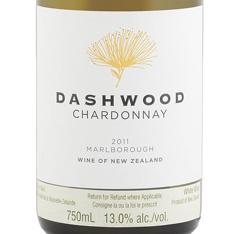 DASHWOOD CHARDONNAY 2015