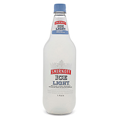 SMIRNOFF ICE LIGHT 1L PET