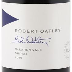 ROBERT OATLEY SIGNATURE SERIES SHIRAZ 2014