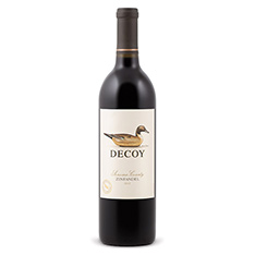 DECOY ZINFANDEL 2015