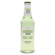 SMIRNOFF ICE FLAVOURS GREEN APPLE SPRITZER