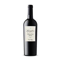 HOURGLASS BLUELINE ESTATE MERLOT 2014