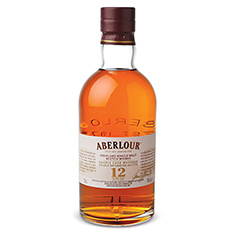 ABERLOUR 12YO SINGLE MALT SCOTCH WHISKY