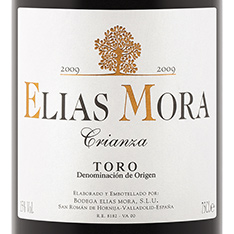 ELIAS MORA CRIANZA 2012