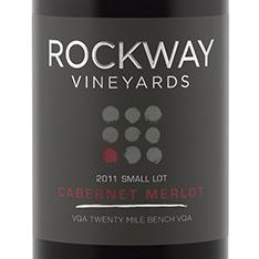 ROCKWAY VINEYARDS CABERNET/MERLOT 2013