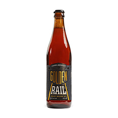 GOLDEN RAIL HONEY BROWN ALE