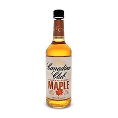 CANADIAN CLUB CHAIRMAN'S SELECT MAPLE
