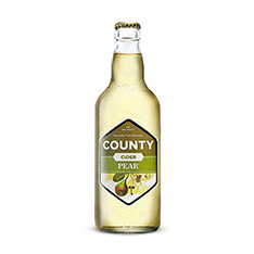 COUNTY PEAR CIDER