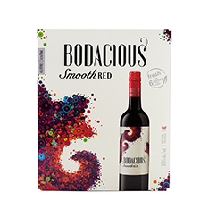 BODACIOUS SMOOTH RED BAG IN BOX