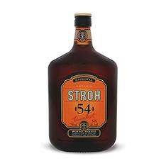 STROH ORIGINAL 54 SPICED RUM