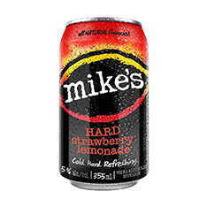 MIKE'S HARD STRAWBERRY LEMONADE