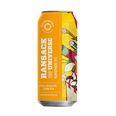 RANSACK THE UNIVERSE COLLECTIVE ARTS BREWING 473ML