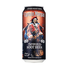 CAPTAIN MORGAN AND ROOT BEER