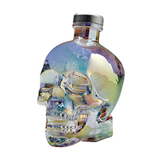 AURORA CRYSTAL HEAD VODKA