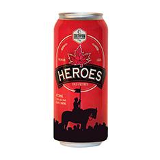 HEROES PREMIUM LAGER
