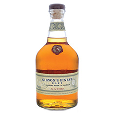 GIBSON'S FINEST RARE 18 YEARS OLD WHISKY