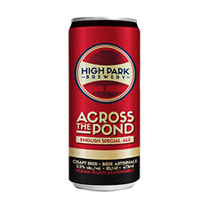 ACROSS THE POND ENGLISH PALE ALE