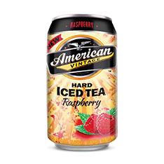 AMERICAN VINTAGE ICED TEA RASPBERRY