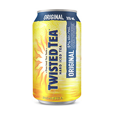 TWISTED TEA HARD ICED TEA ORIGINAL