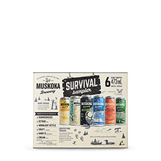 MUSKOKA SUMMER SURVIVAL MIX PACK