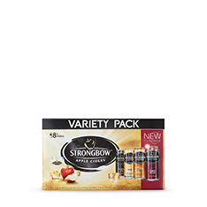 STRONGBOW CIDER MIXER PACK