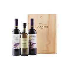 ZUCCARDI BRAZOS DE LOS ANDES WINE