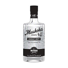 MUSKOKA LEGENDARY GIN