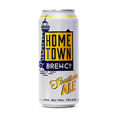 HOMETOWN BREW CO. SOUTHERN ALE 473ML CAN+