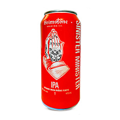 SINISTER MIN IPA CAN