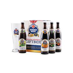 SCHEIDER BAVARIA WHEAT BEER GIFT BOX