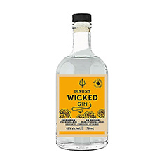 DIXON'S WICKED CITRUS GIN