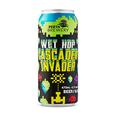 PERTH BREWERY CASCADER WET HOP